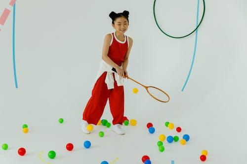 Fotobanka sbezplatnými fotkami na tému balón, dieťa, dievča