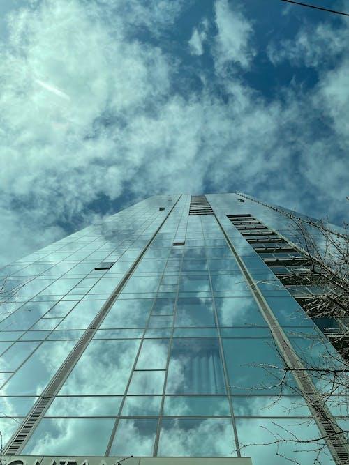 Free stock photo of blue sky, building, city