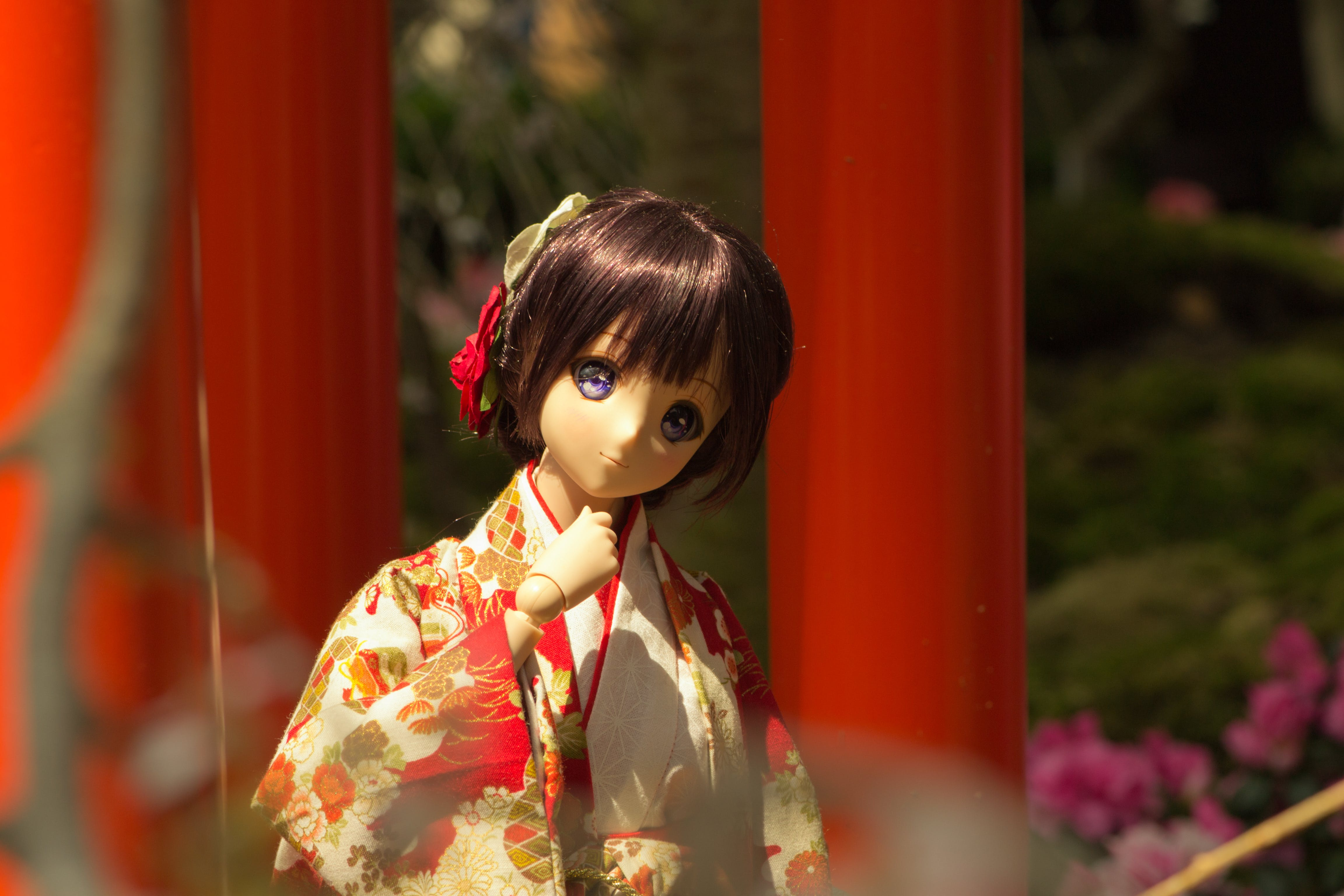 Free stock photo of doll, Japanese, japanese culture, japanese doll