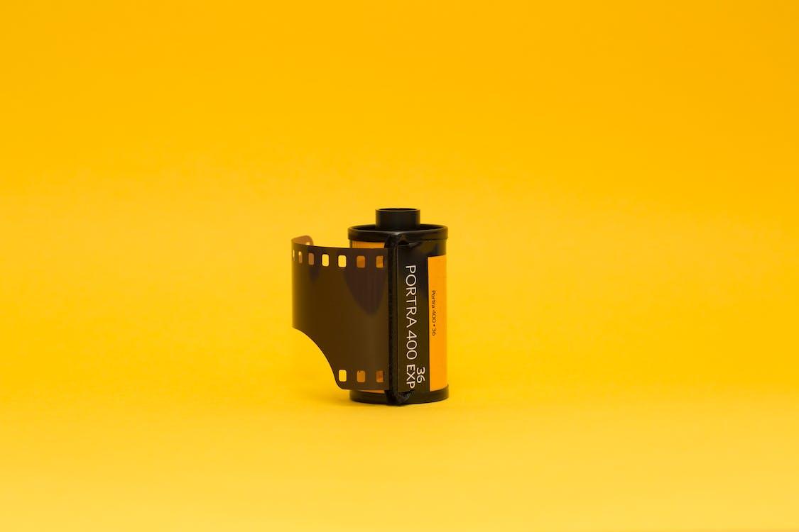fotografia, giallo, interni