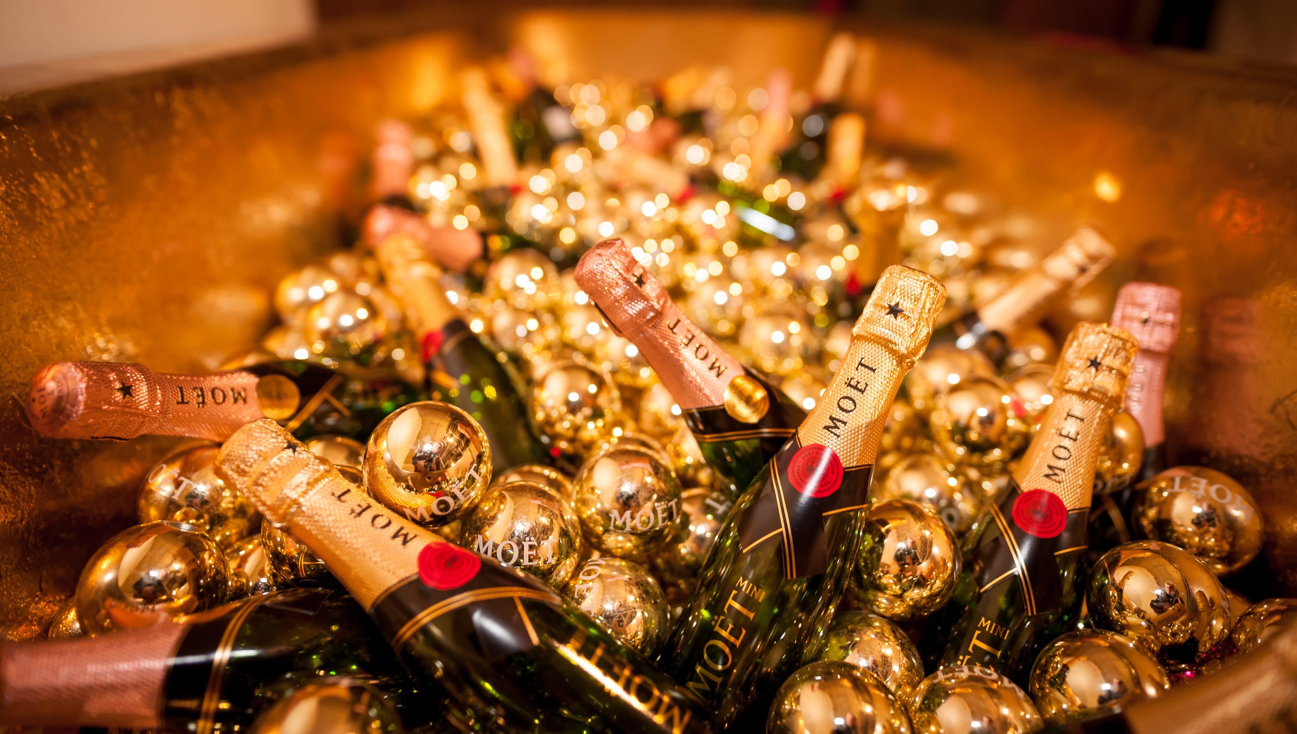 Photo of Liquor Bottles