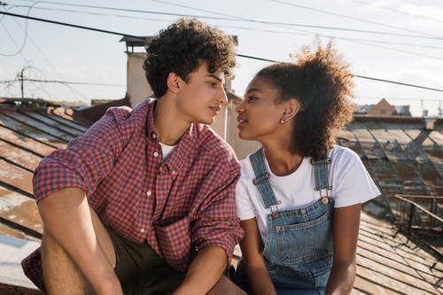 Photos gratuites de adolescent, amour, avoir un rancard