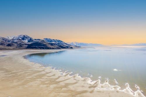 Free stock photo of beach, beatiful landscape, dawn