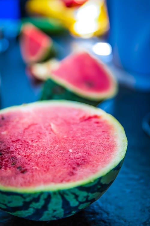 Free stock photo of food, fruit, macro, watermelon