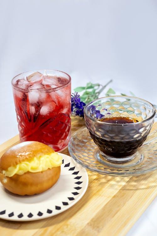 Základová fotografie zdarma na téma čaj, chleba, cukr