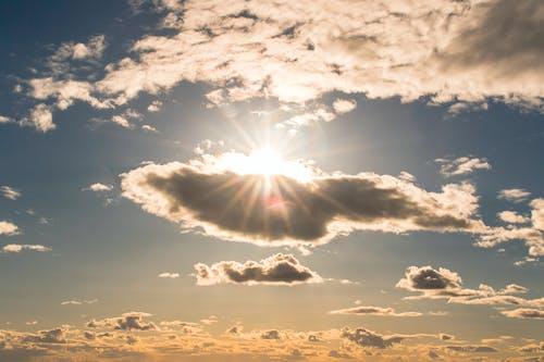 Immagine gratuita di alba, atmosfera, cieli nuvolosi, cielo