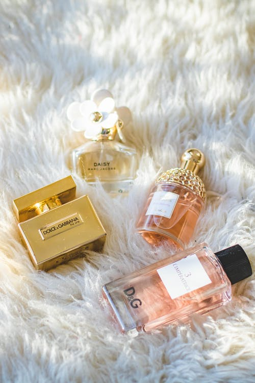 Assorted Dolce & Gabbana Fragrance Bottles