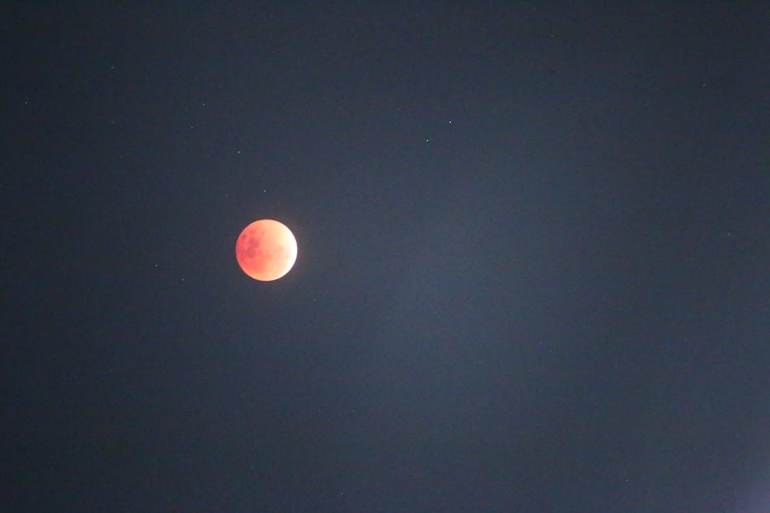 lluna, nit, sang