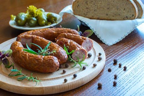 건강한, 건강한 식습관, 고기, 레스토랑의 무료 스톡 사진
