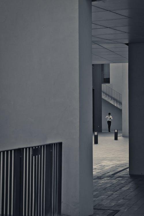 Kostenloses Stock Foto zu architektur, ausstellung, beton