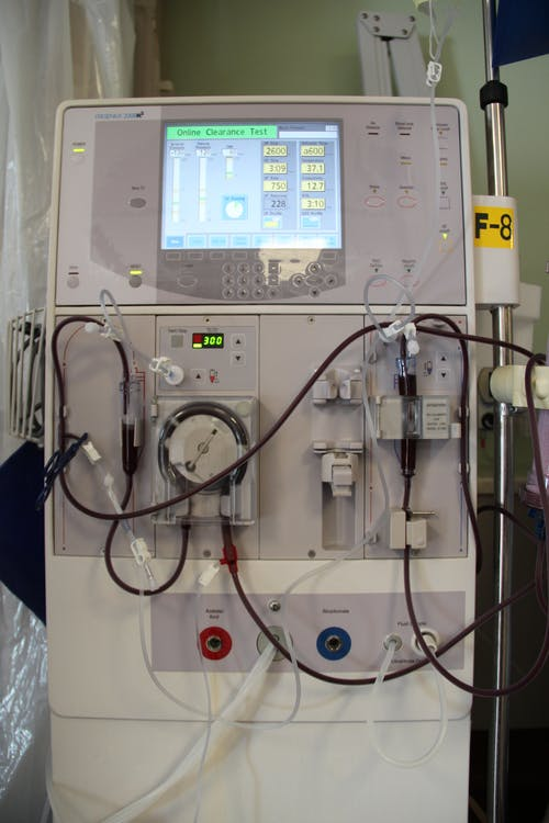 Free stock photo of blood, Dialysis machine, hematology, hospital