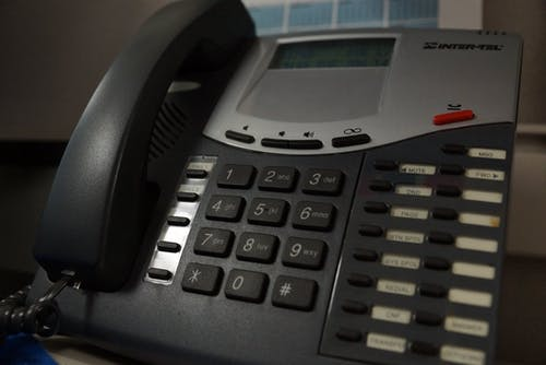 Free stock photo of network phone, office phone, telephone