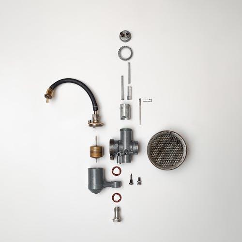 คลังภาพถ่ายฟรี ของ H2O, กลไก, ก๊อกน้ำ