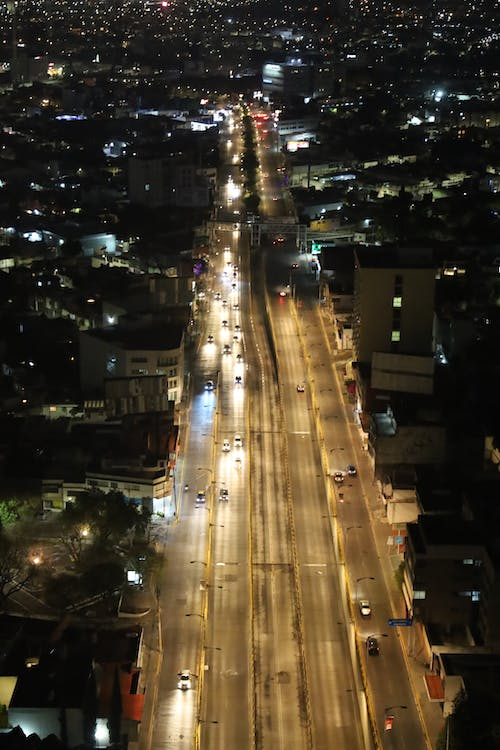 Free stock photo of battle of puebla comemoration, bright lights, city of angels