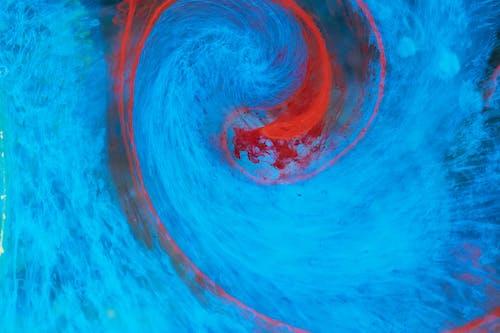 Foto profissional grátis de água, Animação, azul
