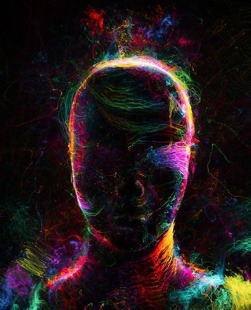 Gratis lagerfoto af design, farverig, futuristisk