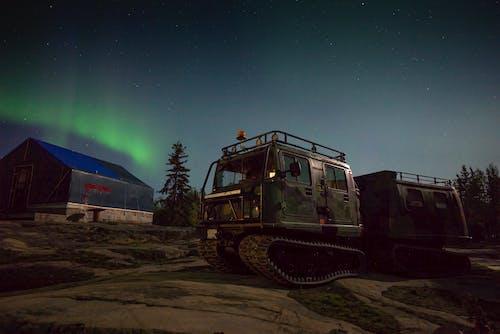Бесплатное стоковое фото с Аврора, автомобиль, Астрономия