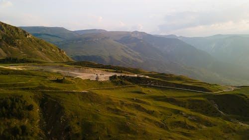山, 山丘, 山谷 的 免费素材图片