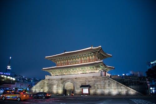 Základová fotografie zdarma na téma architekt, asijská architektura, Korea, soul
