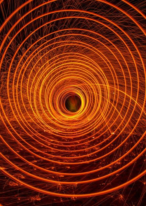 Fotos de stock gratuitas de faro posterior, iluminar desde atrás, luces colgantes