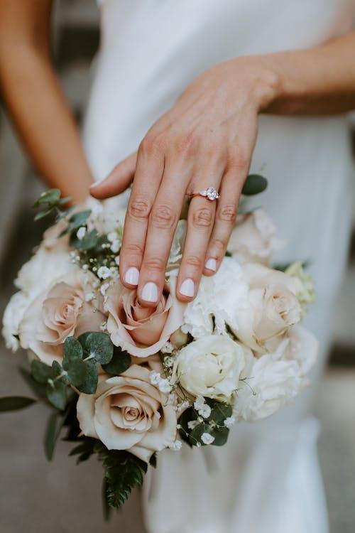 Foto stok gratis berlian, buket, bunga