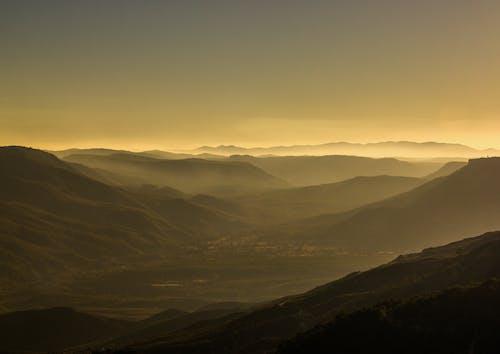 Fotos de stock gratuitas de amanecer, anochecer, colina