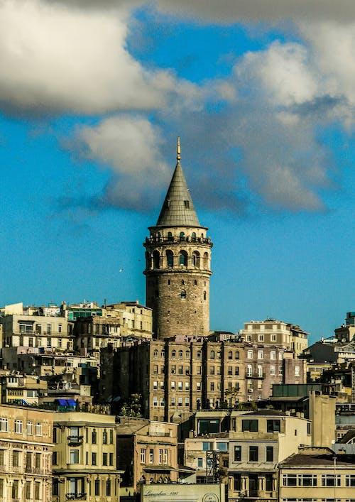 Fotos de stock gratuitas de bósforo, galata, torre de galata