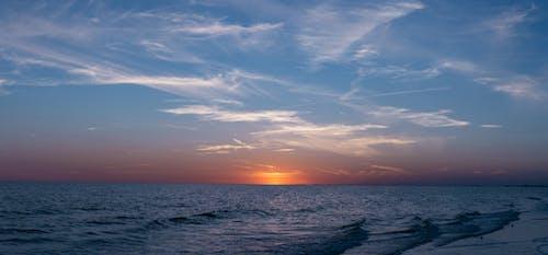 Immagine gratuita di cielo, natura, nuvole, oceano
