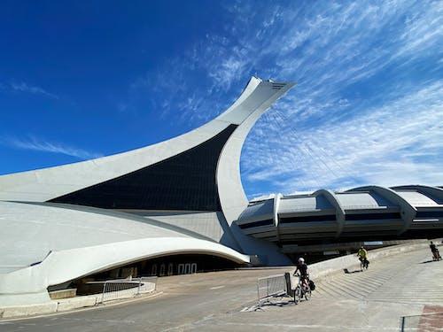 Gratis stockfoto met montreal olympische stadim, sportstadion