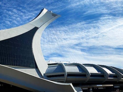 Gratis stockfoto met architectuur van stadion