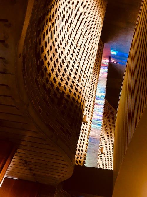 Kostenloses Stock Foto zu architektur, design, drinnen, entwurf