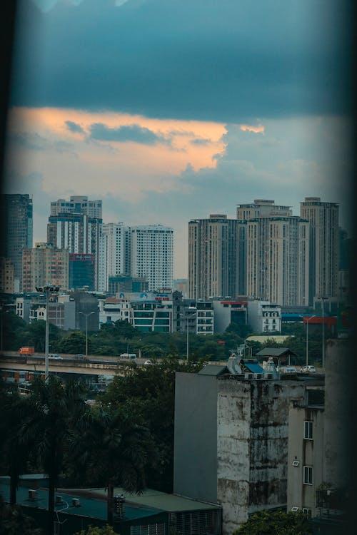 Darmowe zdjęcie z galerii z hanoi, hipermarket, panoramiczny
