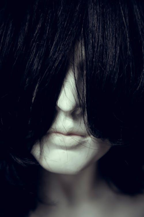 Free stock photo of depressed, depression, hair