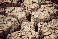 dry, ground, barren