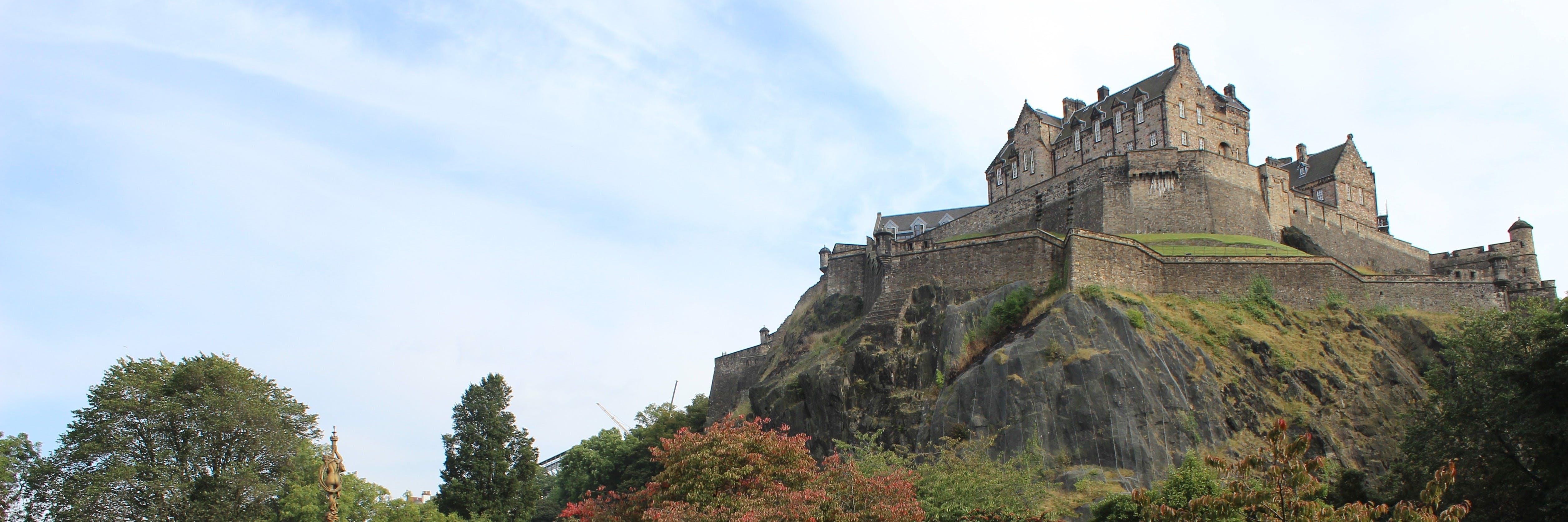 bina, edinburgh kalesi, görülecek yer