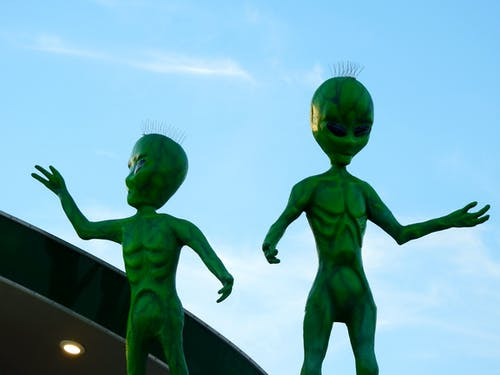 Free stock photo of aliens, another woeld, outerspace