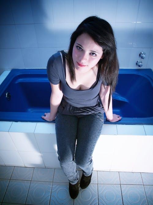 Foto d'estoc gratuïta de banyera, bonic, bufó, increïble