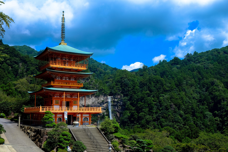 ancient, architecture, asia