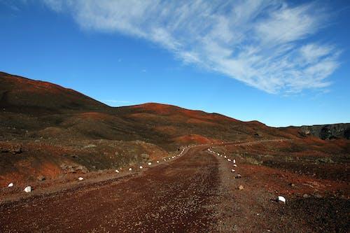 Ingyenes stockfotó ég, felhők, festői, földes út témában