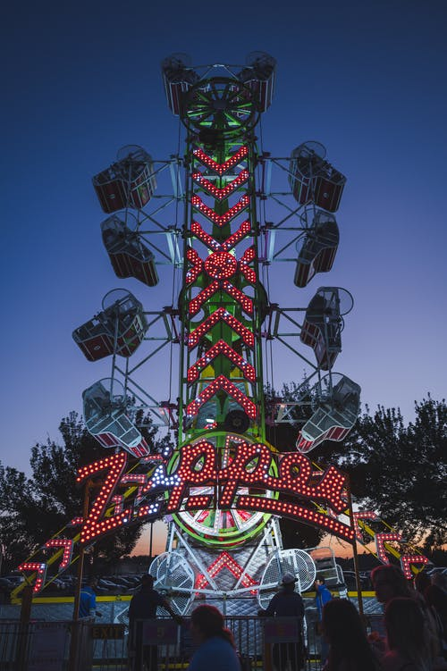 Photos gratuites de amusement, carnaval, carrousel