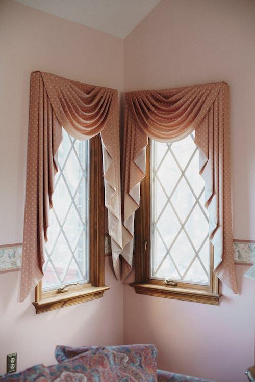 Gray Window Curtains