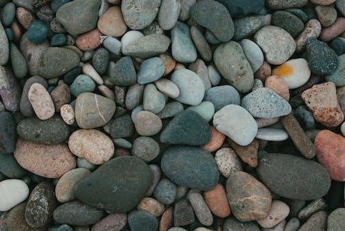 卵石, 壁紙, 岩石 的 免費圖庫相片