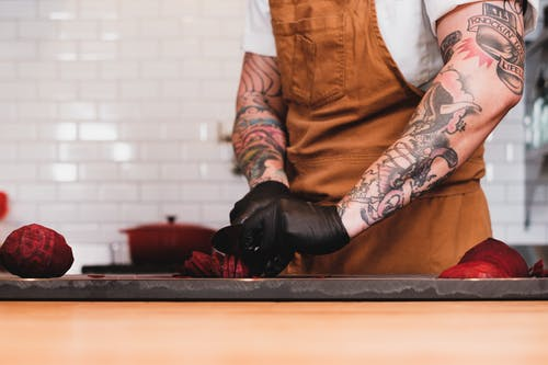 Free stock photo of adult, beautiful, chef