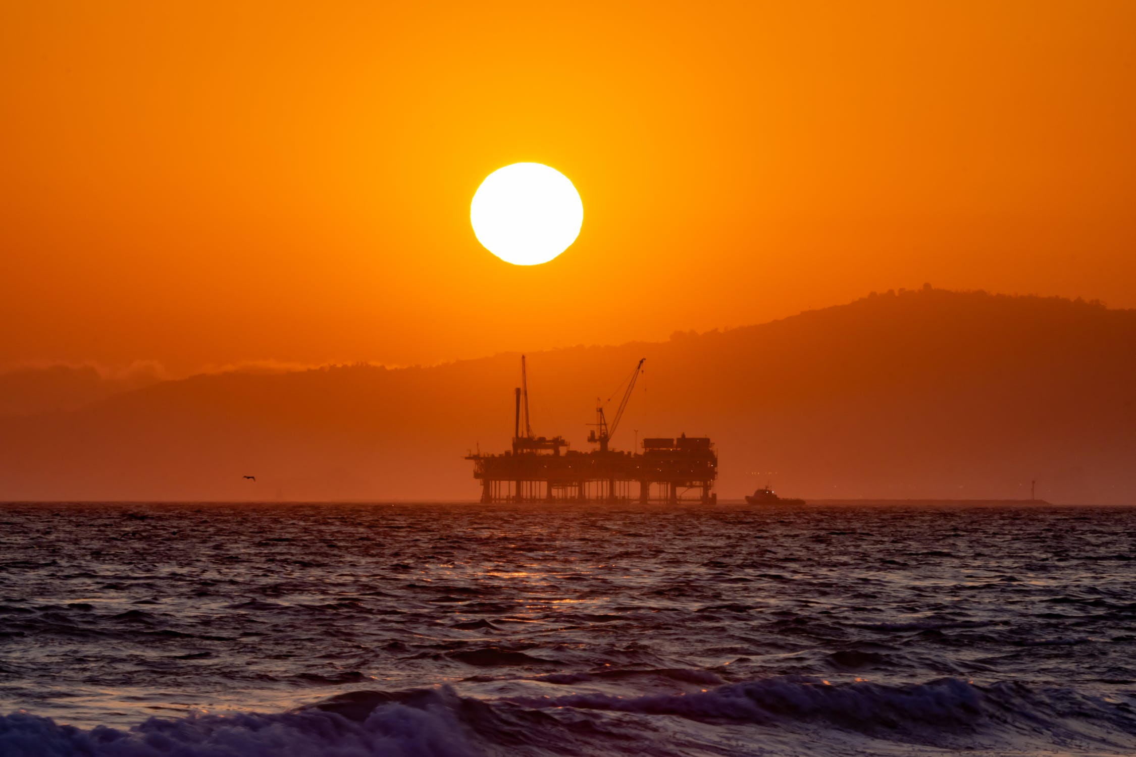 UN Finds Dangerous Gap Between Fossil Fuel Production and Climate Goals
