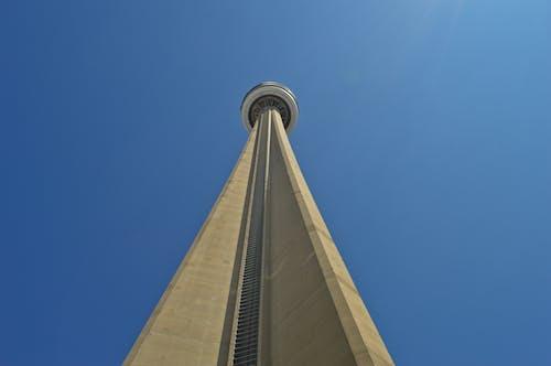 Darmowe zdjęcie z galerii z budynek, perspektywa, wieża, wieża obserwacyjna