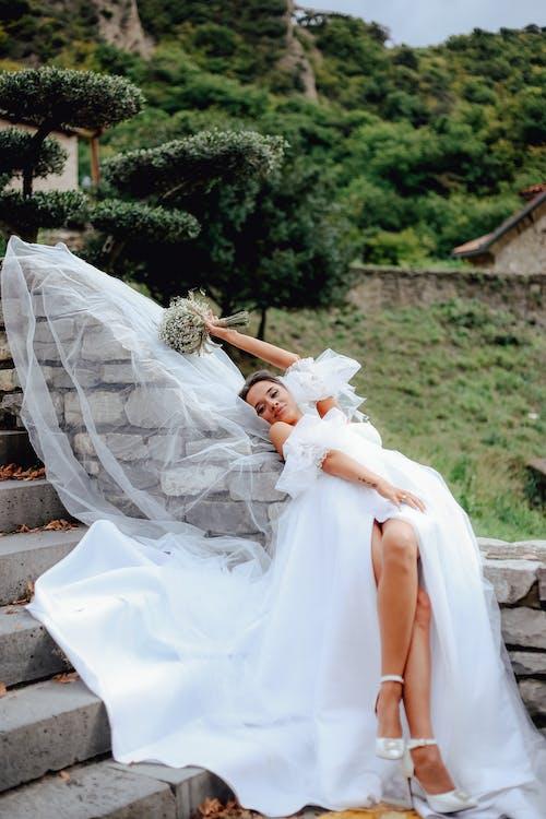 Gratis stockfoto met bruid, bruidegom, bruids