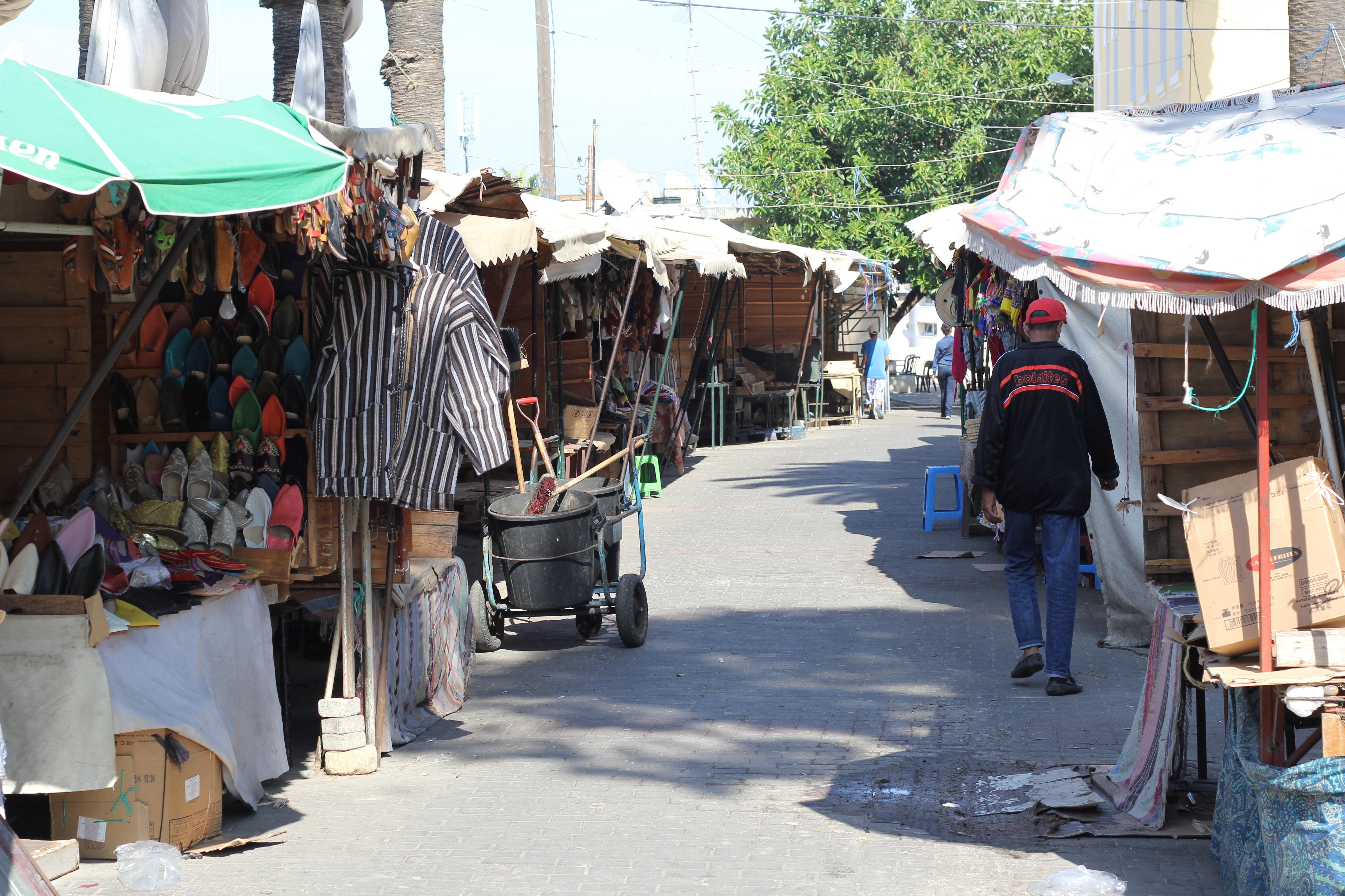 Free stock photo of local market