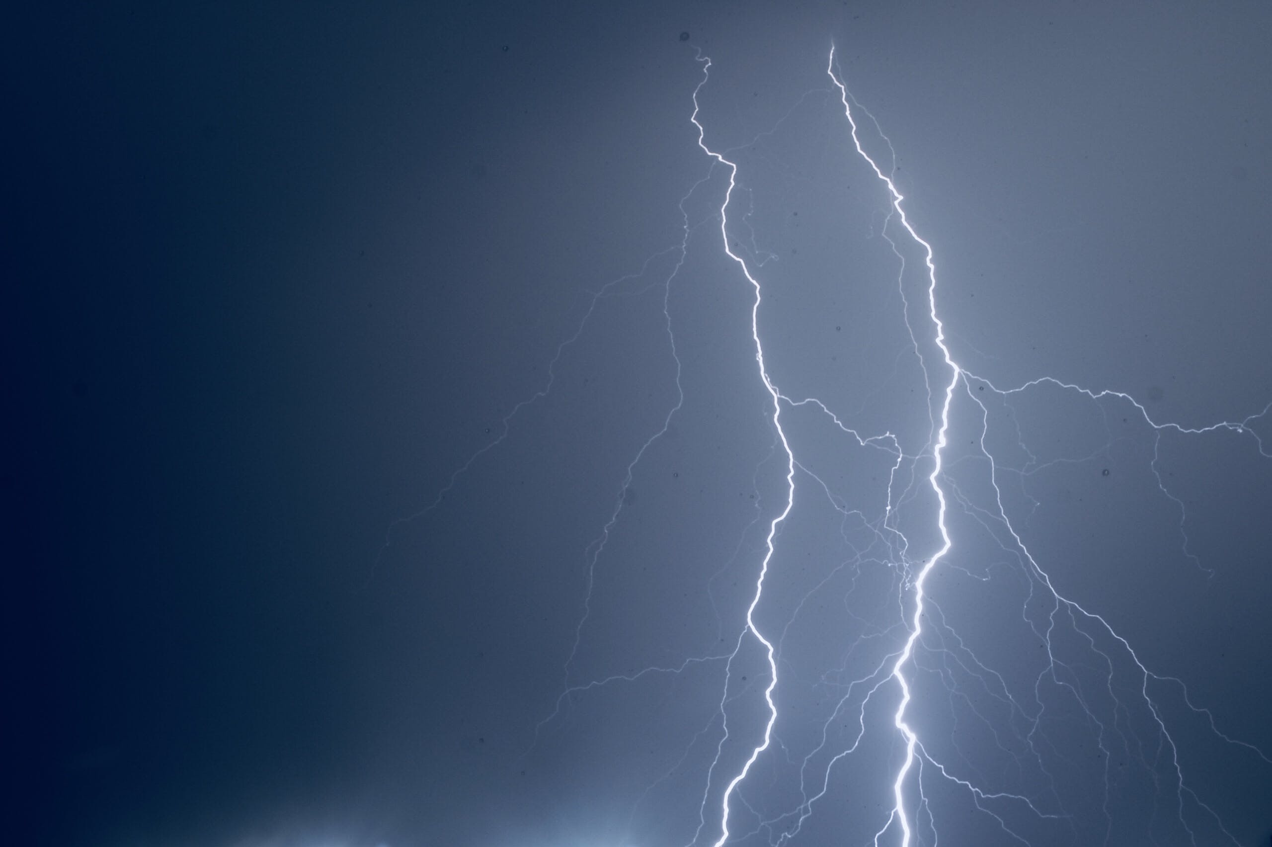 Free stock photo of night life, thunder