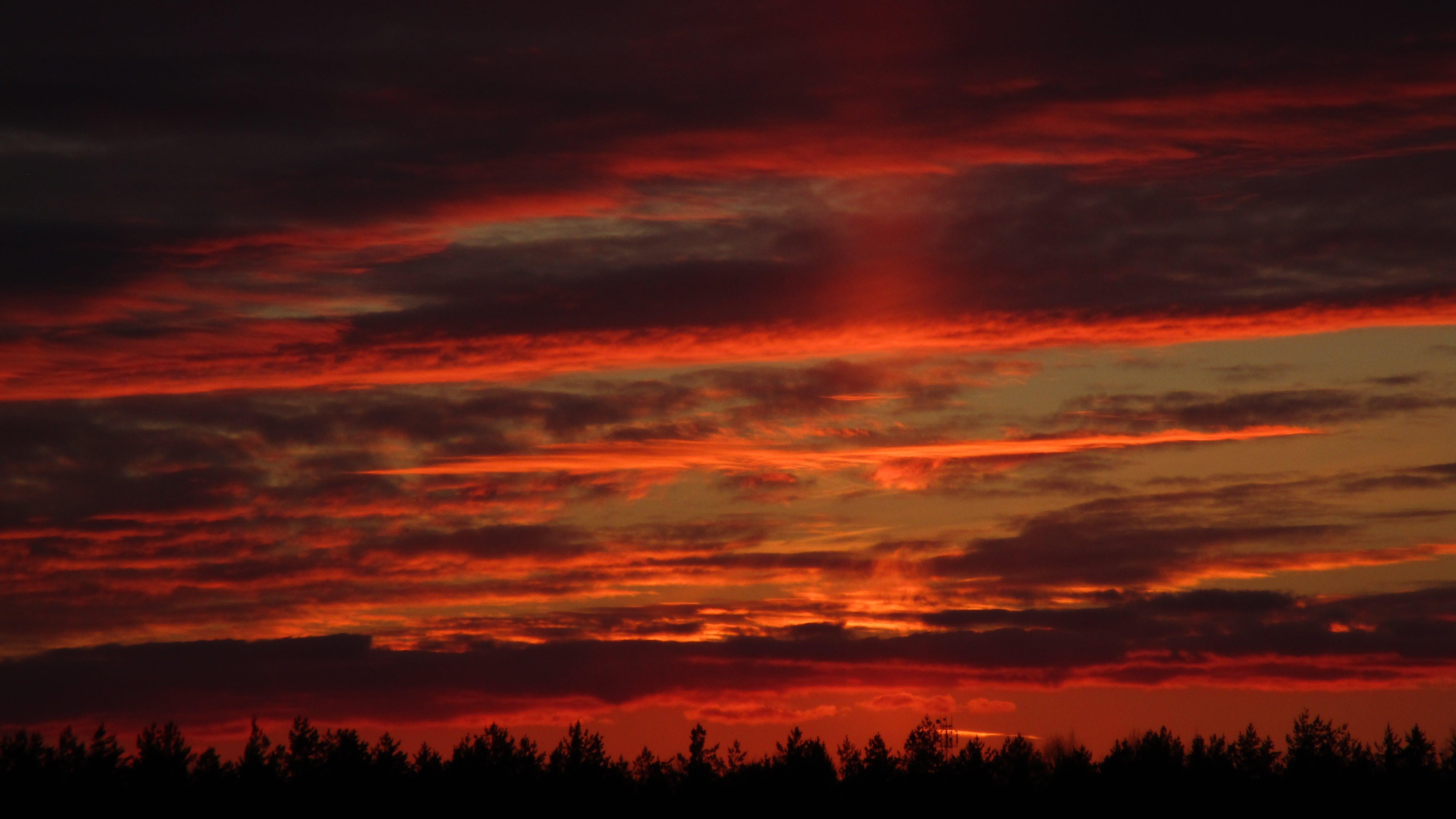 Free stock photo of Dark Sky