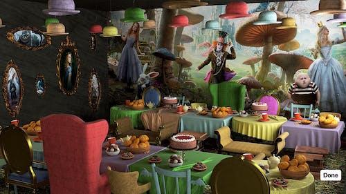 Darmowe zdjęcie z galerii z alice, dekoracja wnętrz, kolory, kreatywny